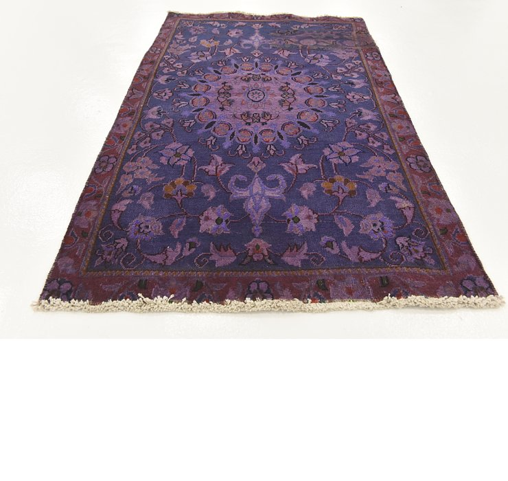 2' 6 x 4' 2 Ultra Vintage Persian Rug