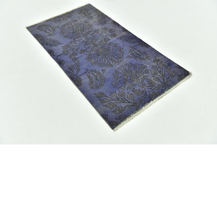 2' 8 x 5' Ultra Vintage Persian Rug