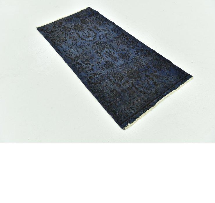 2' 3 x 4' 8 Ultra Vintage Persian Rug