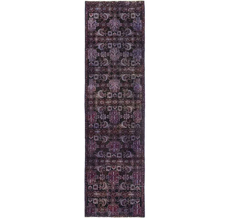 2' 4 x 8' 4 Ultra Vintage Persian R...