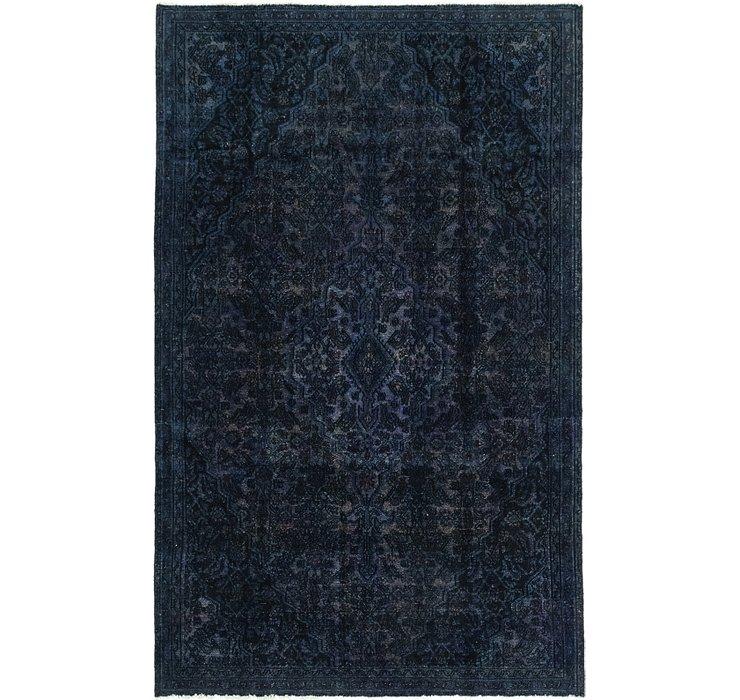 5' 4 x 8' 7 Ultra Vintage Persian Rug