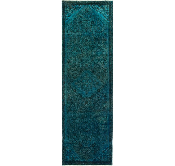 2' 11 x 9' 5 Ultra Vintage Persian R...