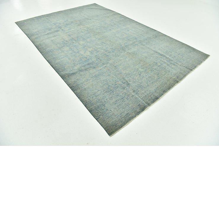 6' 10 x 10' 5 Over-Dyed Ziegler Rug