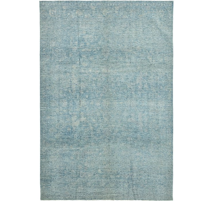 6' 10 x 10' 5 Over-Dyed Ziegler Rug