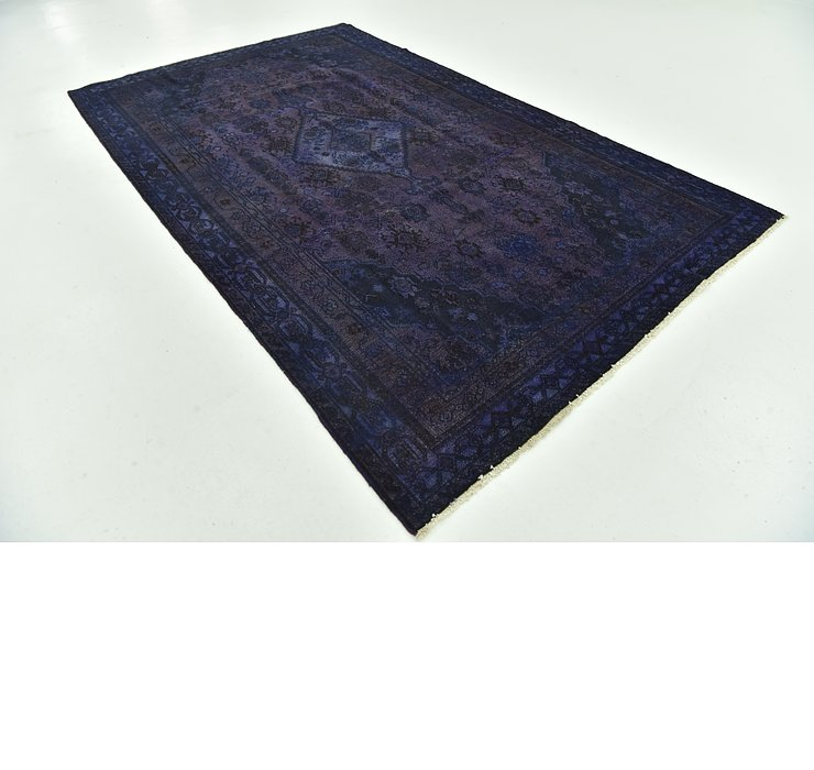 5' 10 x 9' 8 Ultra Vintage Persian Rug