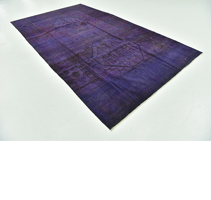 6' 3 x 10' 6 Ultra Vintage Persian Rug