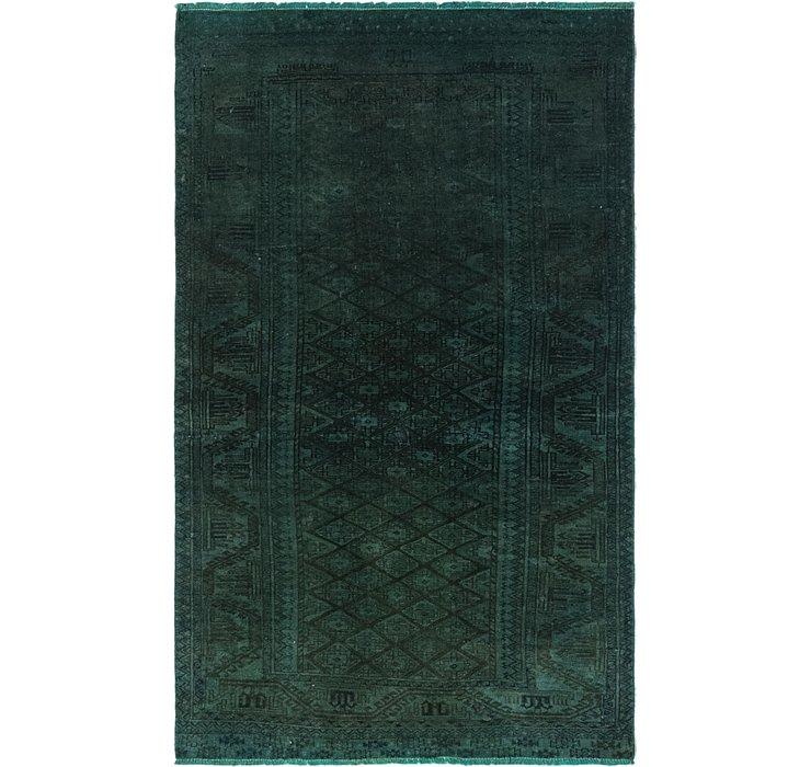 2' 10 x 4' 10 Ultra Vintage Persian Rug