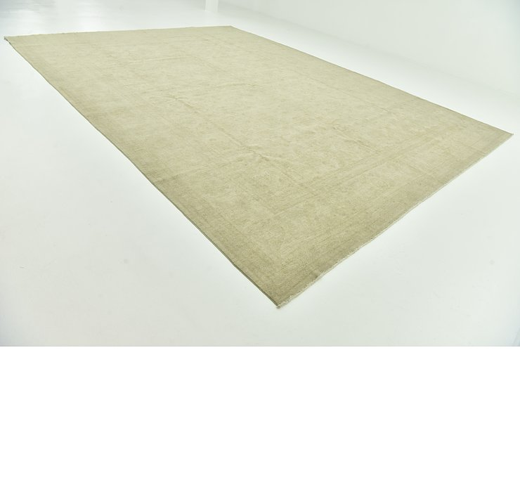 13' x 17' 3 Over-Dyed Ziegler Rug