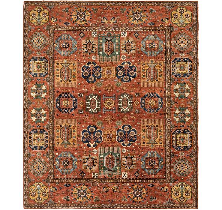 13' 7 x 16' 4 Kazak Oriental Rug