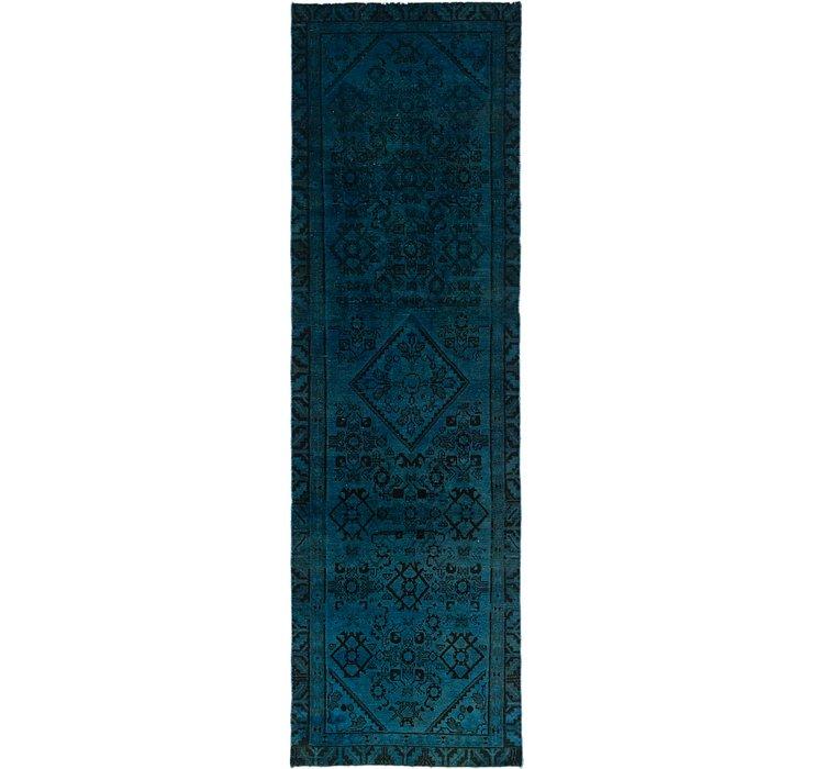 2' 9 x 9' 5 Ultra Vintage Persian R...