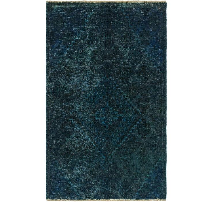 2' 11 x 4' 11 Ultra Vintage Persian Rug