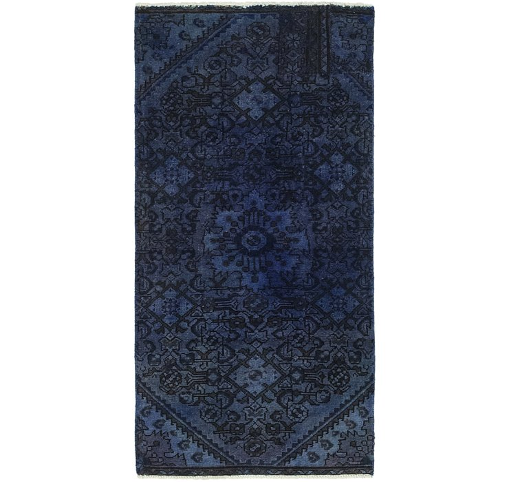 2' 2 x 4' 6 Ultra Vintage Persian Rug