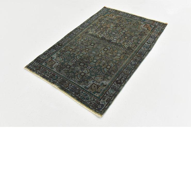 3' 4 x 5' 3 Ultra Vintage Persian Rug