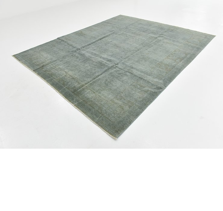7' 9 x 9' 6 Over-Dyed Ziegler Rug