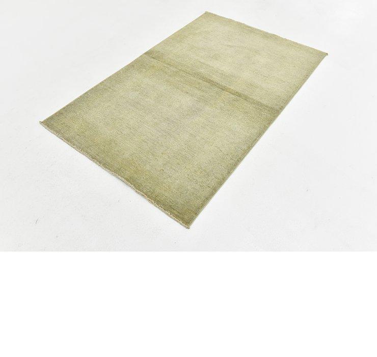 3' 3 x 5' 1 Over-Dyed Ziegler Rug