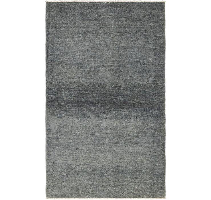 3' 1 x 5' 1 Over-Dyed Ziegler Rug