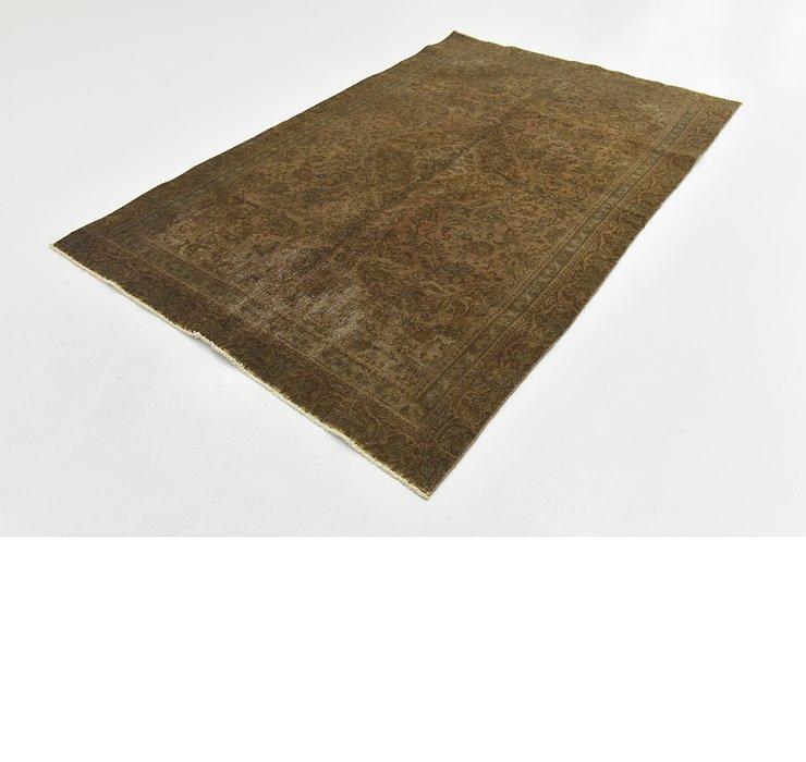 5' 4 x 8' 4 Ultra Vintage Persian Rug
