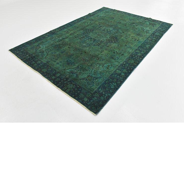 6' 2 x 9' 1 Ultra Vintage Persian Rug