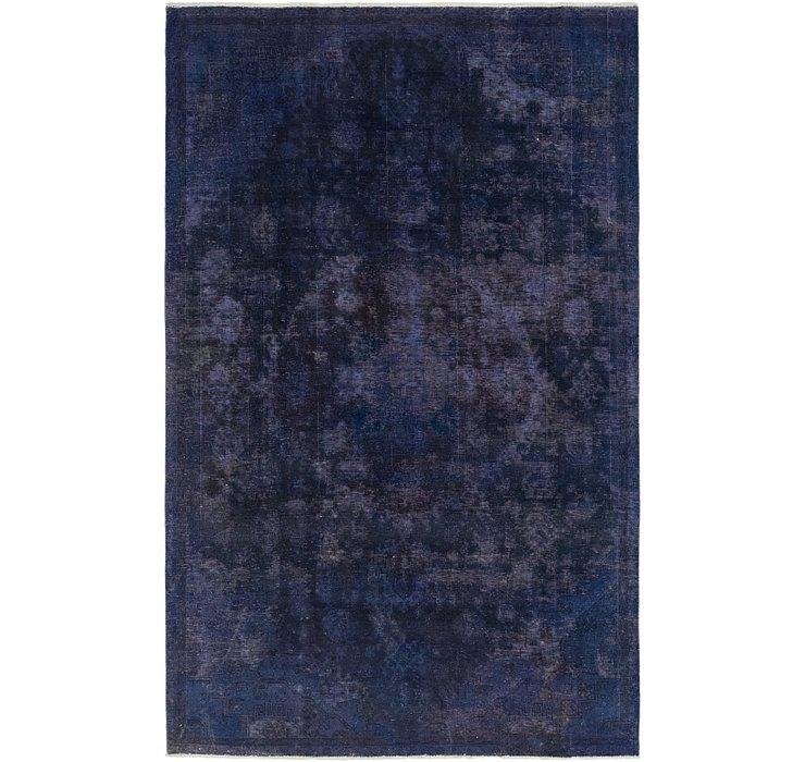165cm x 272cm Ultra Vintage Persian Rug