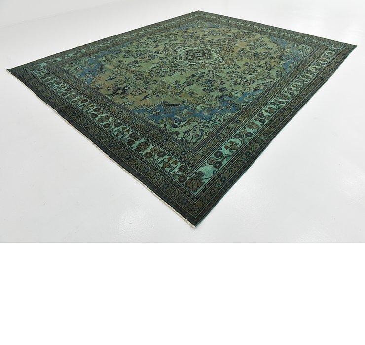 10' 2 x 12' 8 Ultra Vintage Persian Rug