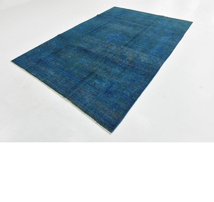 6' 7 x 9' 6 Ultra Vintage Persian Rug