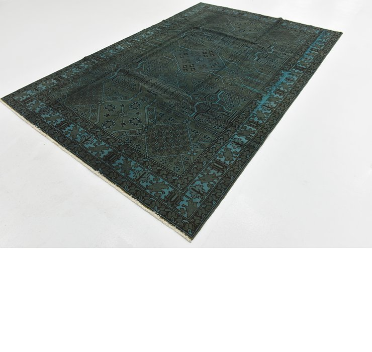 6' 7 x 9' 11 Ultra Vintage Persian Rug