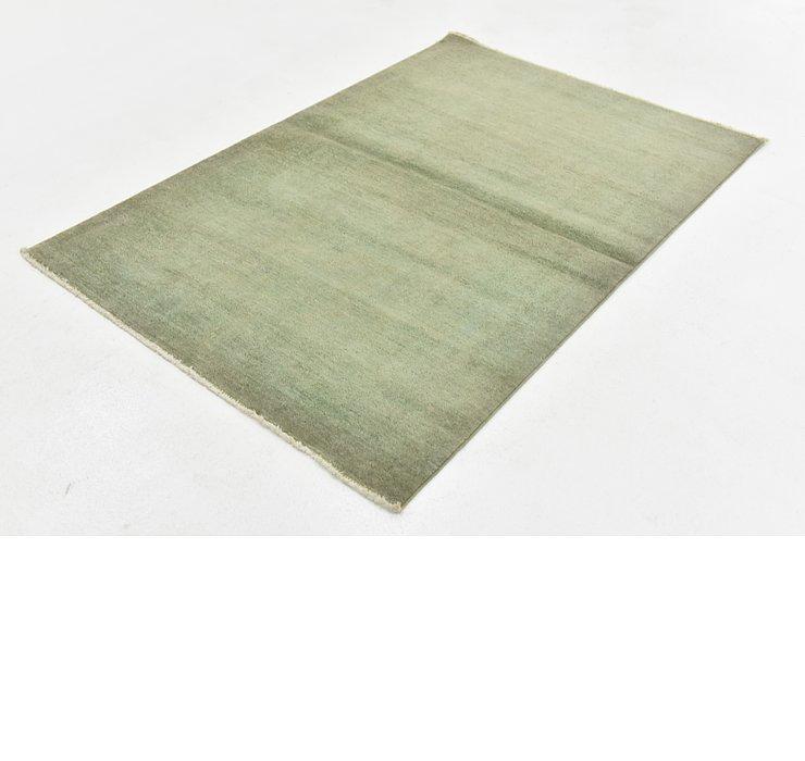 3' 3 x 4' 9 Over-Dyed Ziegler Rug