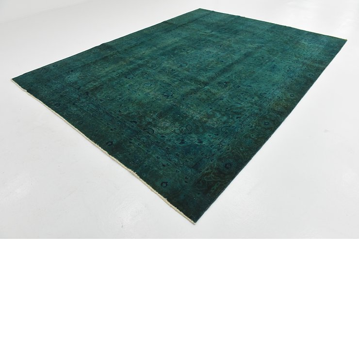 8' 6 x 12' 4 Ultra Vintage Persian Rug