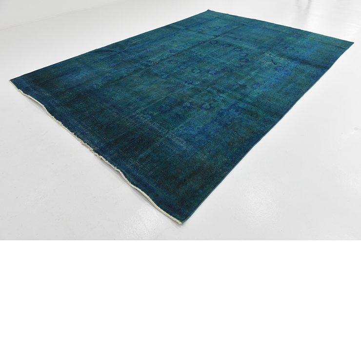 8' 8 x 12' 9 Ultra Vintage Persian Rug