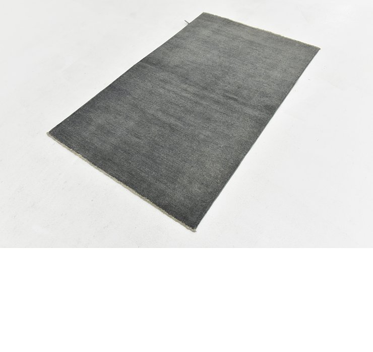 3' x 4' 10 Over-Dyed Ziegler Rug