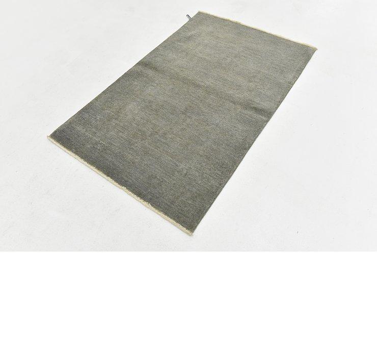 90cm x 147cm Over-Dyed Ziegler Rug