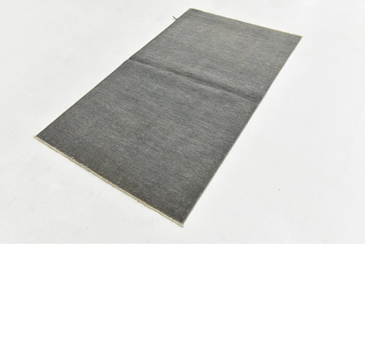 3' 1 x 5' 3 Over-Dyed Ziegler Rug