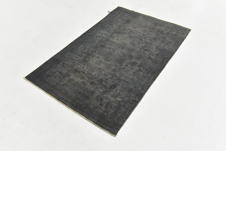 3' 2 x 5' Over-Dyed Ziegler Rug
