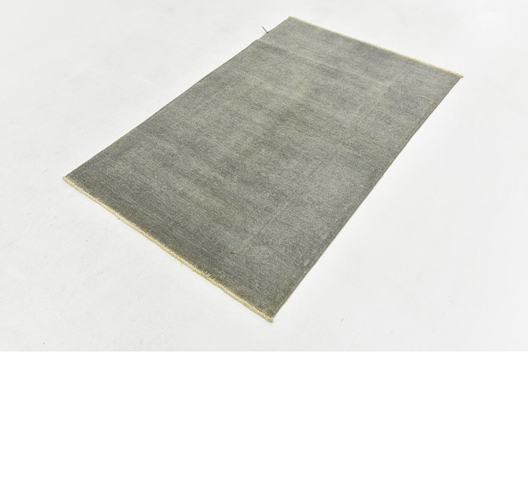 3' 2 x 4' 10 Over-Dyed Ziegler Rug