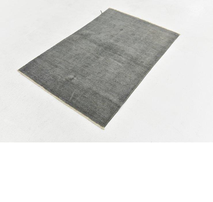 95cm x 142cm Over-Dyed Ziegler Rug