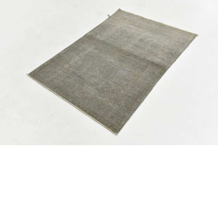 3' 2 x 4' 7 Over-Dyed Ziegler Rug