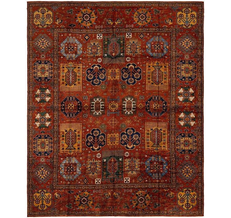 410cm x 500cm Kazak Oriental Rug