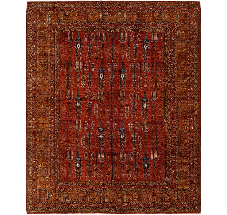 365cm x 450cm Kazak Oriental Rug