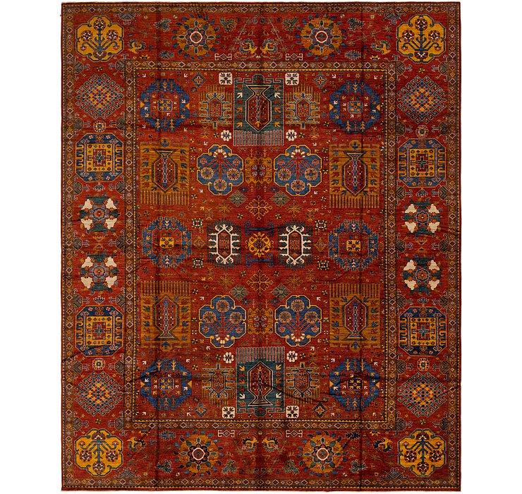 417cm x 500cm Kazak Oriental Rug