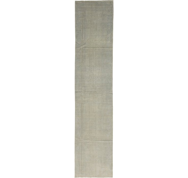 100cm x 465cm Over-Dyed Ziegler Runne...