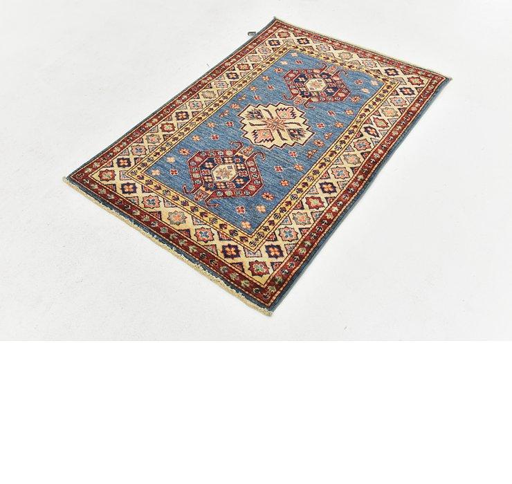 2' 9 x 4' 1 Kazak Oriental Rug