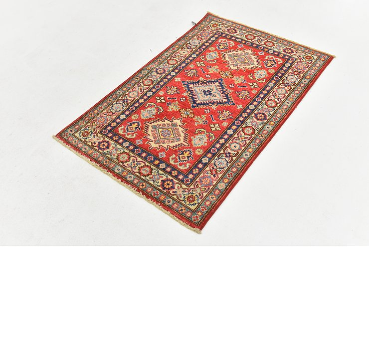 2' 7 x 4' 1 Kazak Oriental Rug