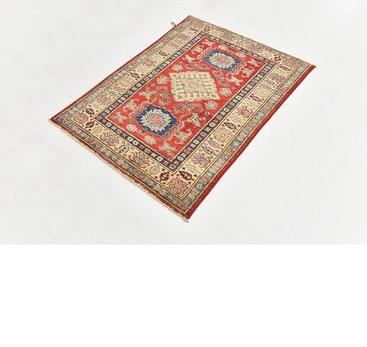 3' x 3' 10 Kazak Oriental Rug