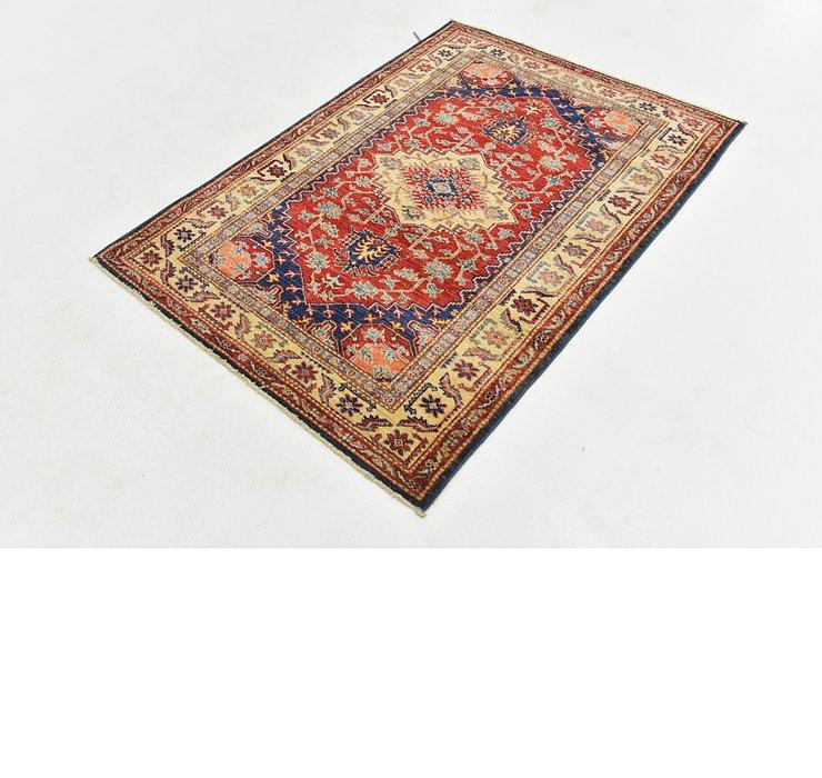 3' 5 x 4' 9 Kazak Oriental Rug