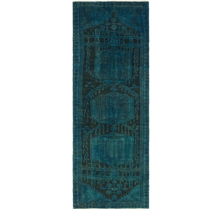 90cm x 260cm Ultra Vintage Persian R...