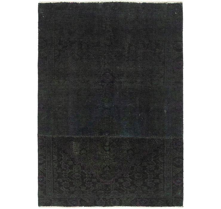 3' 7 x 5' 2 Ultra Vintage Persian Rug