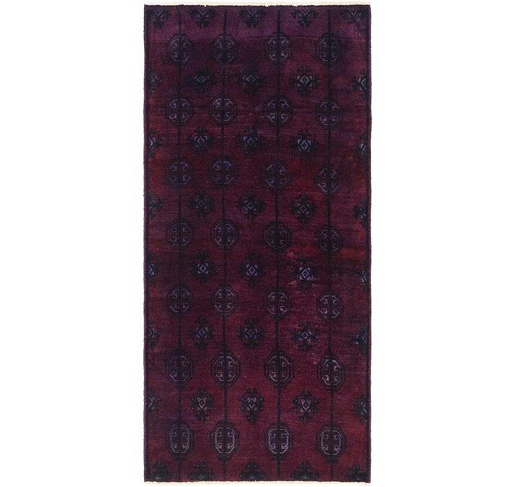 2' 5 x 5' 1 Ultra Vintage Persian Rug