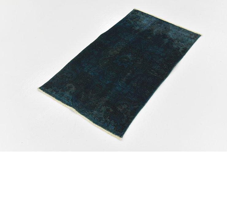 2' 3 x 3' 9 Ultra Vintage Persian Rug