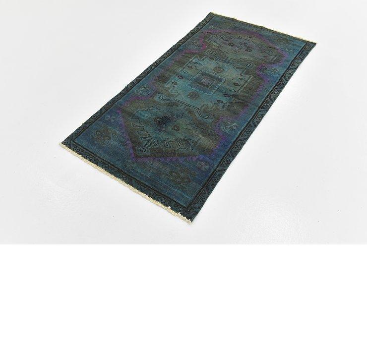 2' 9 x 5' 4 Ultra Vintage Persian Rug