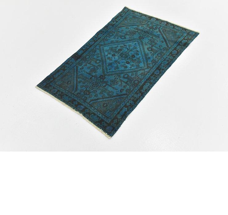 2' 7 x 4' 7 Ultra Vintage Persian Rug